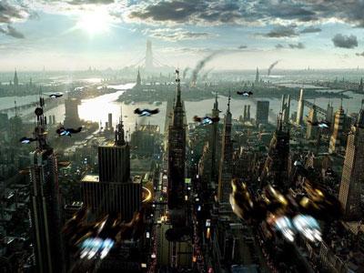 مدن المستقبل