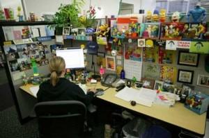 مكتب في جوجل