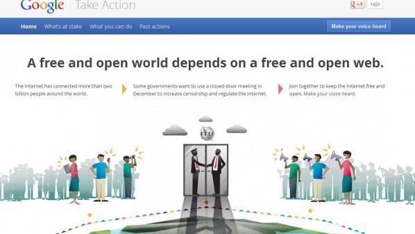 Google-Take-Action