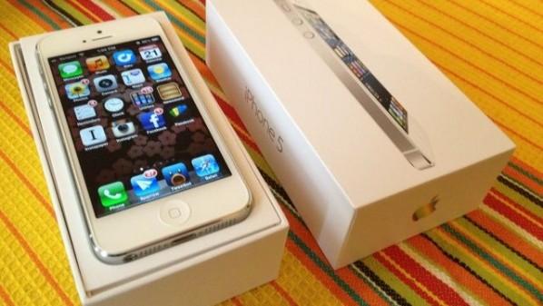 iphone 5 impressions