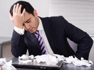 ضغوط العمل