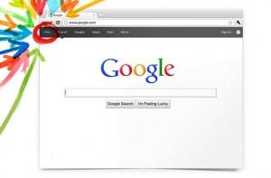 google-frame