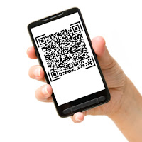qr code & mobile phone