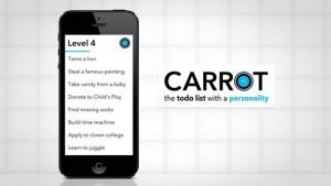 carrot-app-todo-List