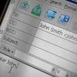 تنظيم البريد الالكتروني
