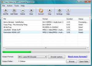 برنامج تحويل الفيديو الى mp3, تحميل برنامج تحويل الفيديو الى mp3
