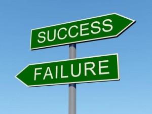 نجاح وفشل مواقع الانترنت