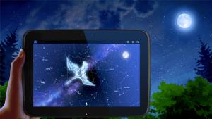 تطبيق, جديد, معرفة, اسماء, النجوم, اندرويد, star, chart