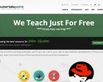 موقع, دروس, عملية, مجانية, تقنيات, الحاسب