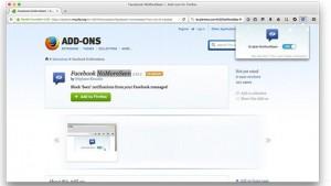 اضافة, خاصية, منع, عرض, ظهور, تمت, القراءة, فيسبوك, فايرفوكس