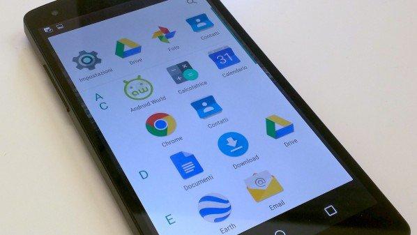 Android, اجهزة اندرويد, اجهزة نيكسوس, تثبيت اندرويد على اجهزة نيكسوس