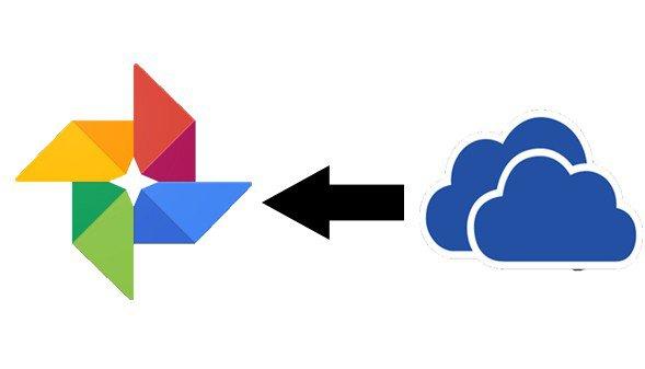 OneDrive, طريقة نقل الصور, جوجل, نقل الصور, صور